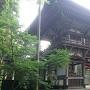 三國神社随身門
