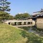 広島城二の丸の表御門・平櫓