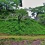 埋門跡(南側)