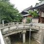 専稱寺の石橋
