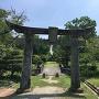 蓮池神社の鳥居