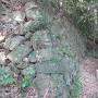 登城路石垣1