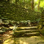 宇和島城 井戸丸手前の石垣