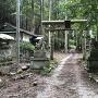 比婆神社鳥居<35.271056,136.333359>