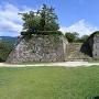本丸入口の石垣