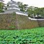巽櫓(西望記念館)・丑寅櫓(民具資料館)(南側)