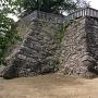 本丸内石垣