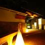 高松城 旭門ライトアップ
