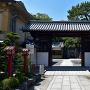 移築搦手門 (茨木神社)