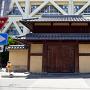 復元櫓門 (茨木小学校)