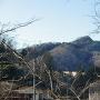 小田野城から浄福寺城