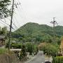 城山遠景(津久井城址)