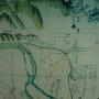 坂木陣屋の古地図