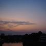 名古屋の夜明け
