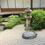 頼久寺の石灯籠