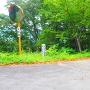 駐車場への道2(36.250958,137.182997)