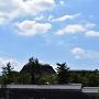 甲府駅からの眺め