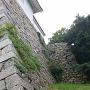 櫓下の石垣