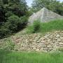 二種類の石垣