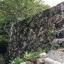 物見櫓台石垣