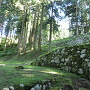 重なる石垣