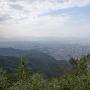 主郭から博多の景色