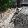 戌亥櫓の石垣