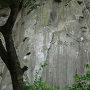 城北東の磨崖碑