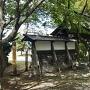 黒石神社の神門