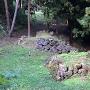鍛冶屋御門跡と石垣