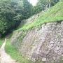 出丸からの石垣