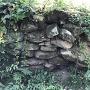 本郭下の石積み
