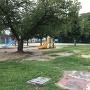城址と東陶器公園