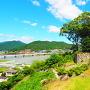 松ノ丸虎口風景