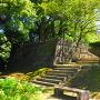 鐘ノ丸枡形石垣