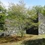 筒井城跡付近の石垣其の壱