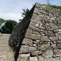 筒井城跡付近の石垣其の弐