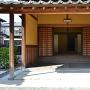 旧前島家住宅(玄関)[提供:真田宝物館]