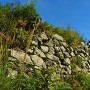 三の丸跡石垣