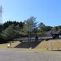二ノ丸(南東から)