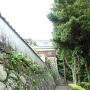 北虎口門から観た狸櫓