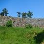 いもり堀の石垣