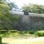 三の丸東面石垣