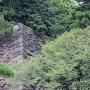 富士見櫓石垣