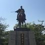 藤堂高虎公像