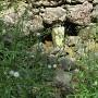 ニノ城戸の排水口