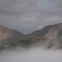 立雲峡第2展望台より