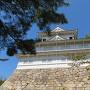 伏見櫓(南から)