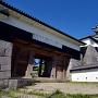 三重櫓と前御門