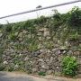 武家屋敷跡石垣